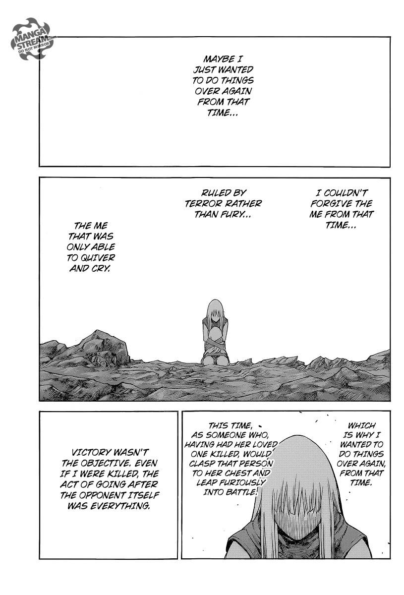 Claymore, Chapter 146 image 012