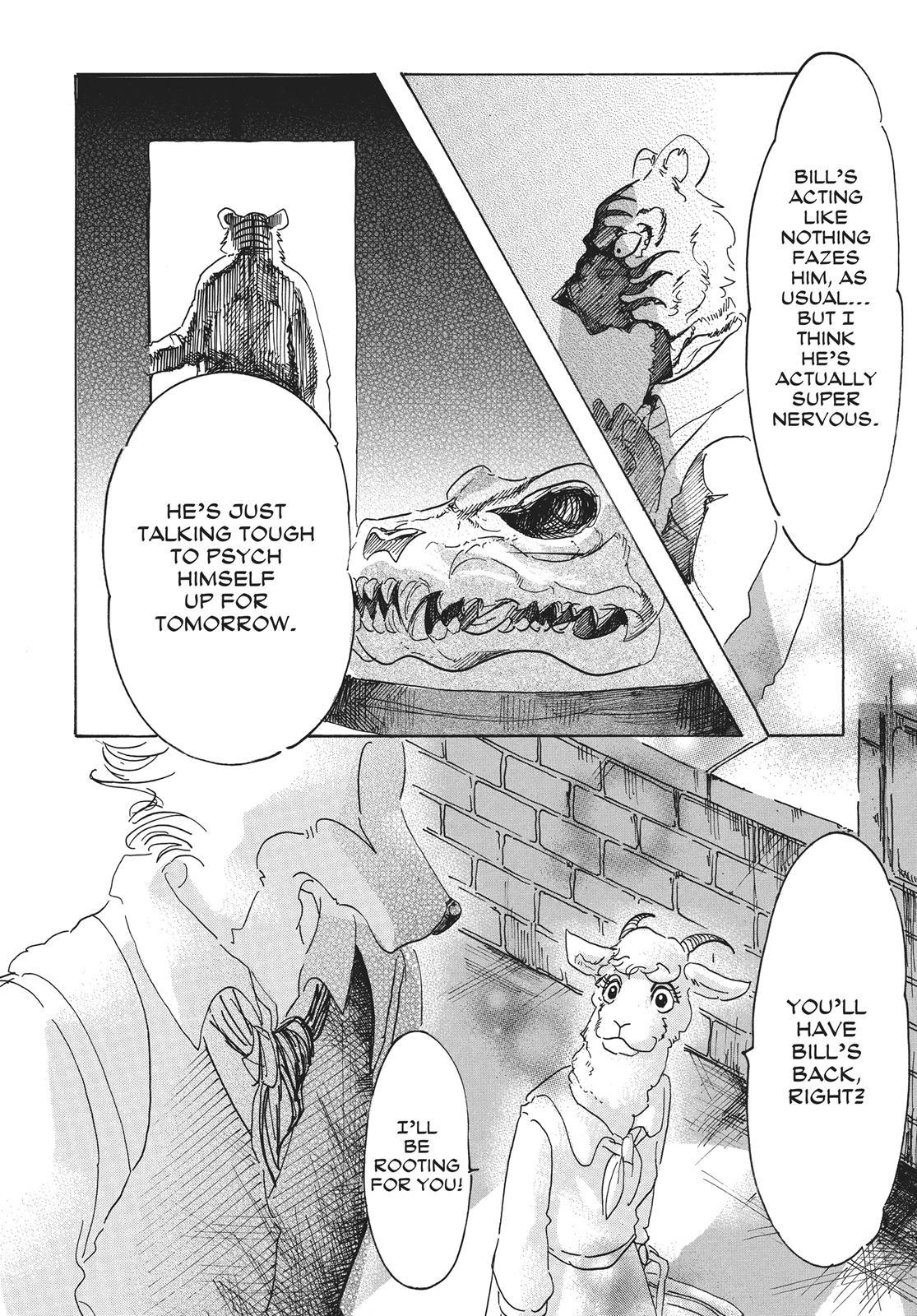 Beastars Manga, Chapter 13 image 018