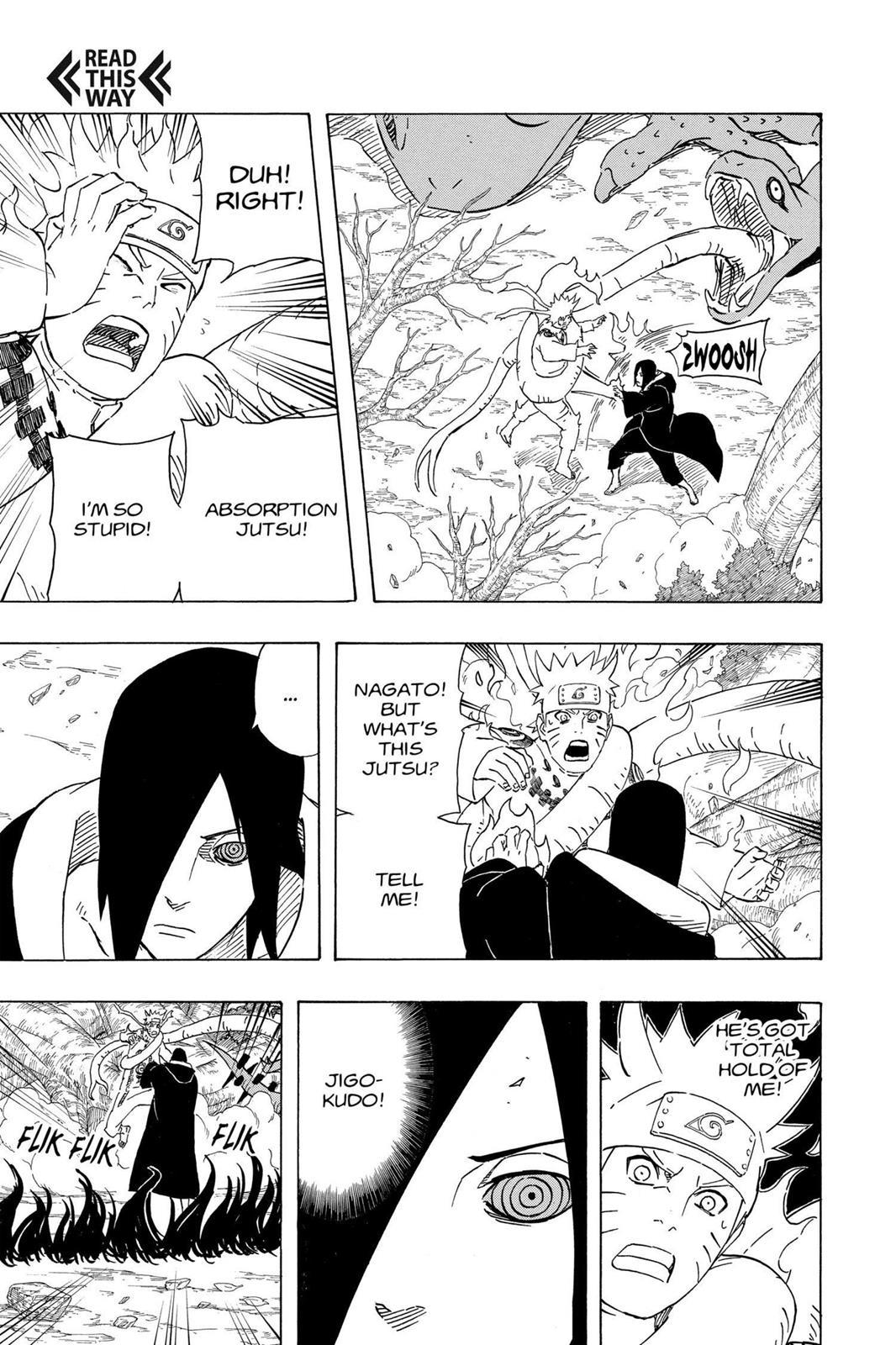 Naruto, Chapter 551 image 003