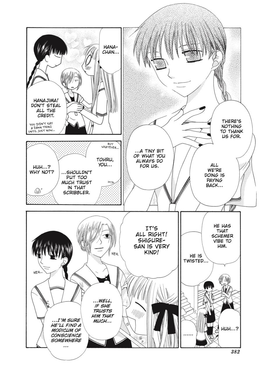 Fruits Basket, Chapter 71 image 026