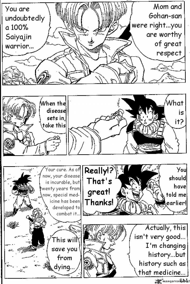 Dragon Ball, Chapter 335 image 006