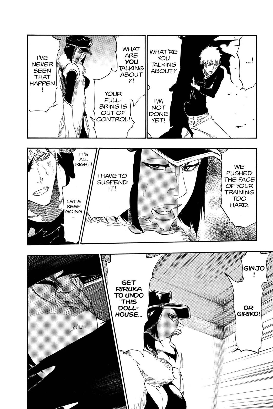 Bleach, Chapter 444 image 006