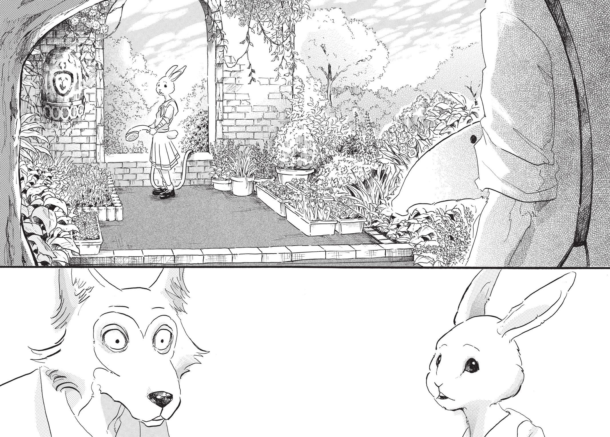 Beastars Manga, Chapter 7 image 018