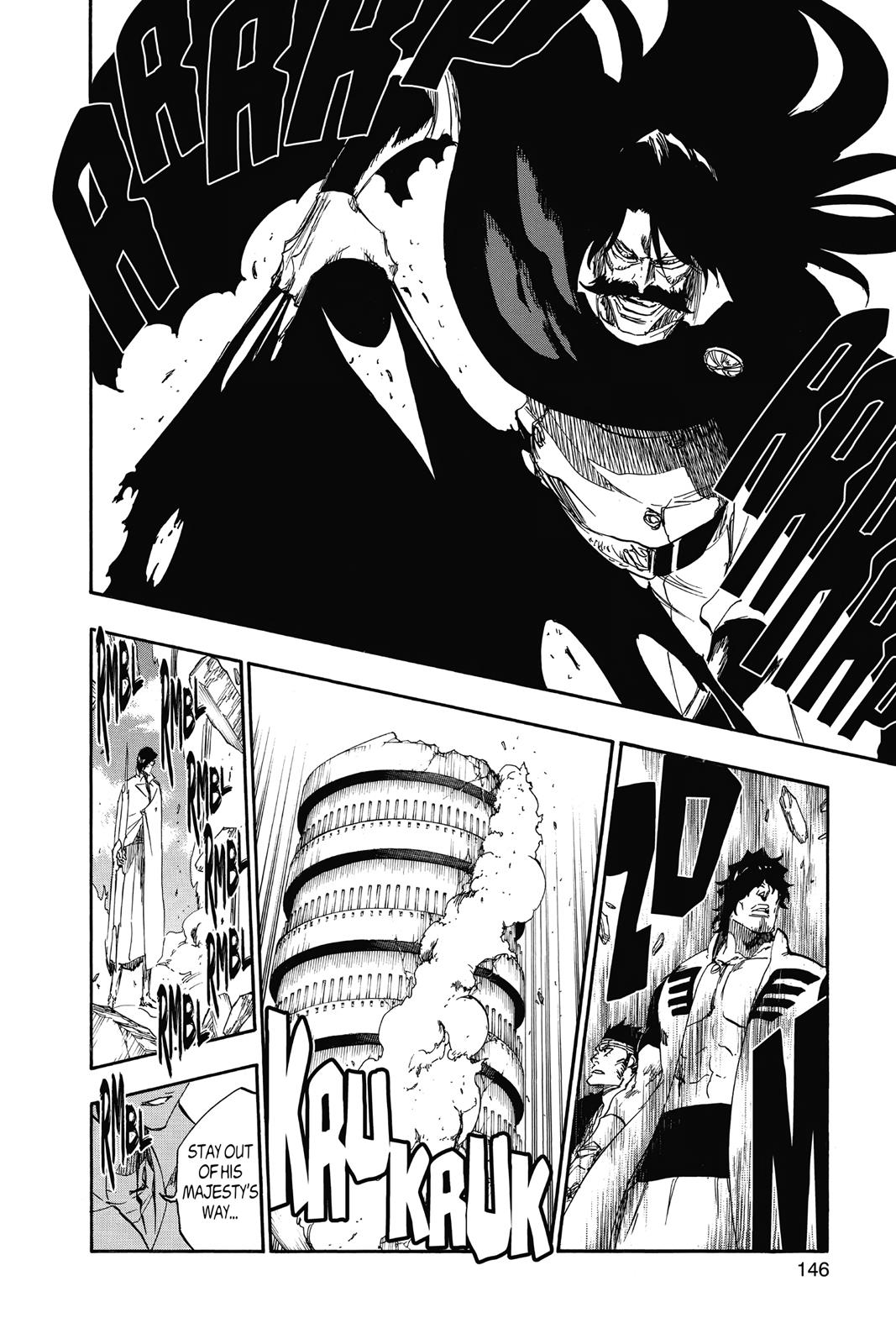 Bleach, Chapter 619 image 016