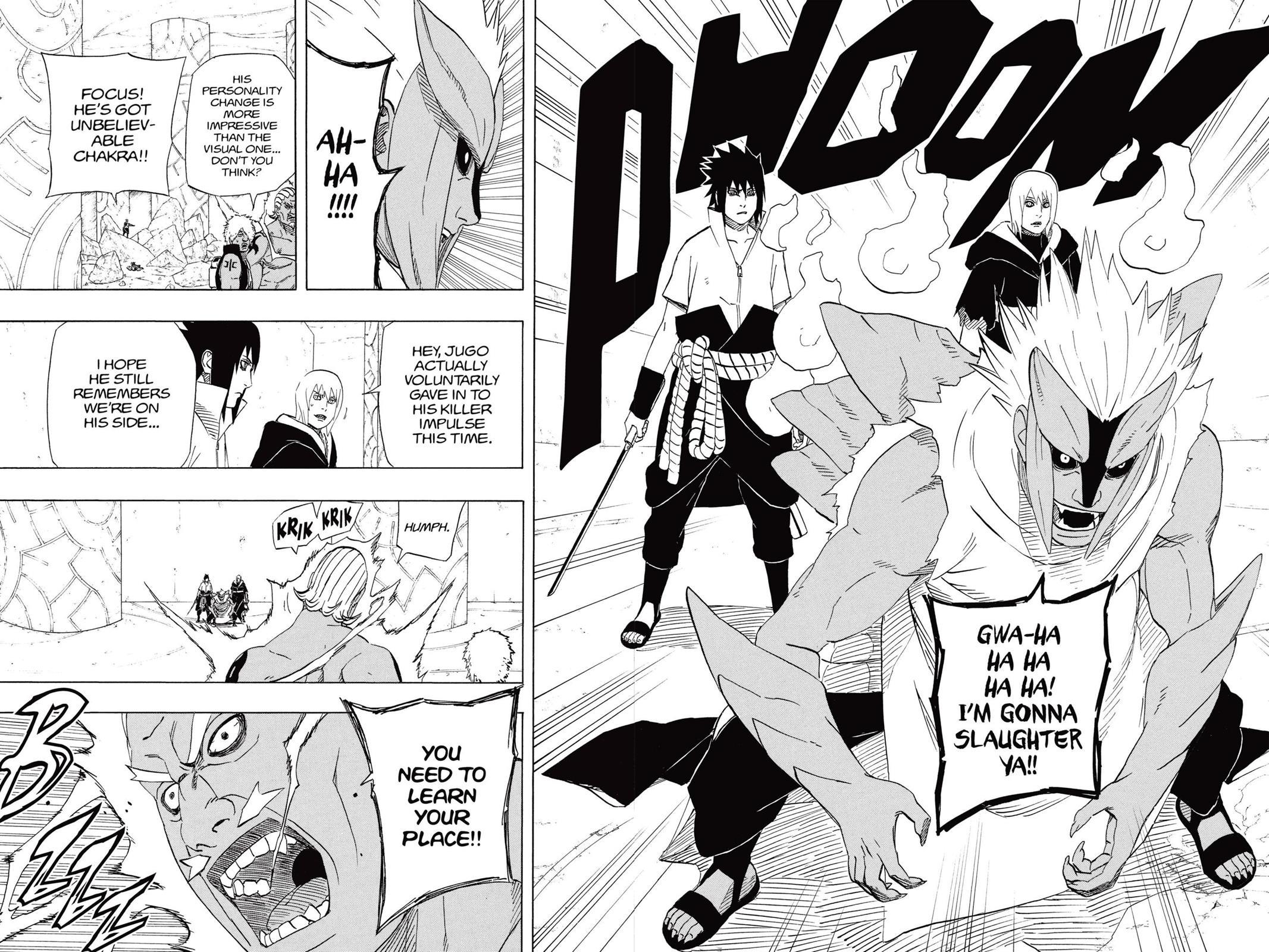 Naruto, Chapter 461 image 016