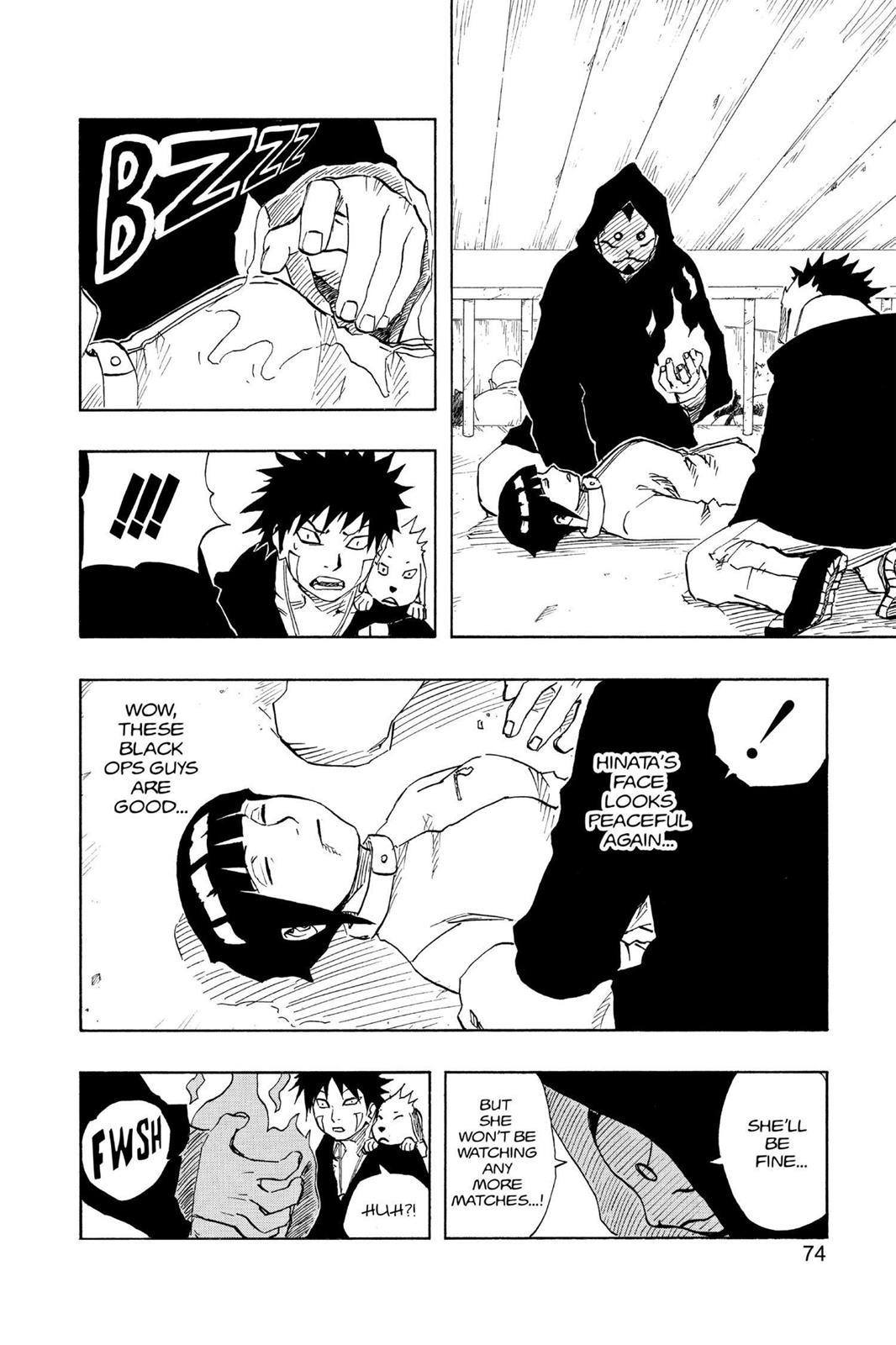 Naruto, Chapter 103 image 008
