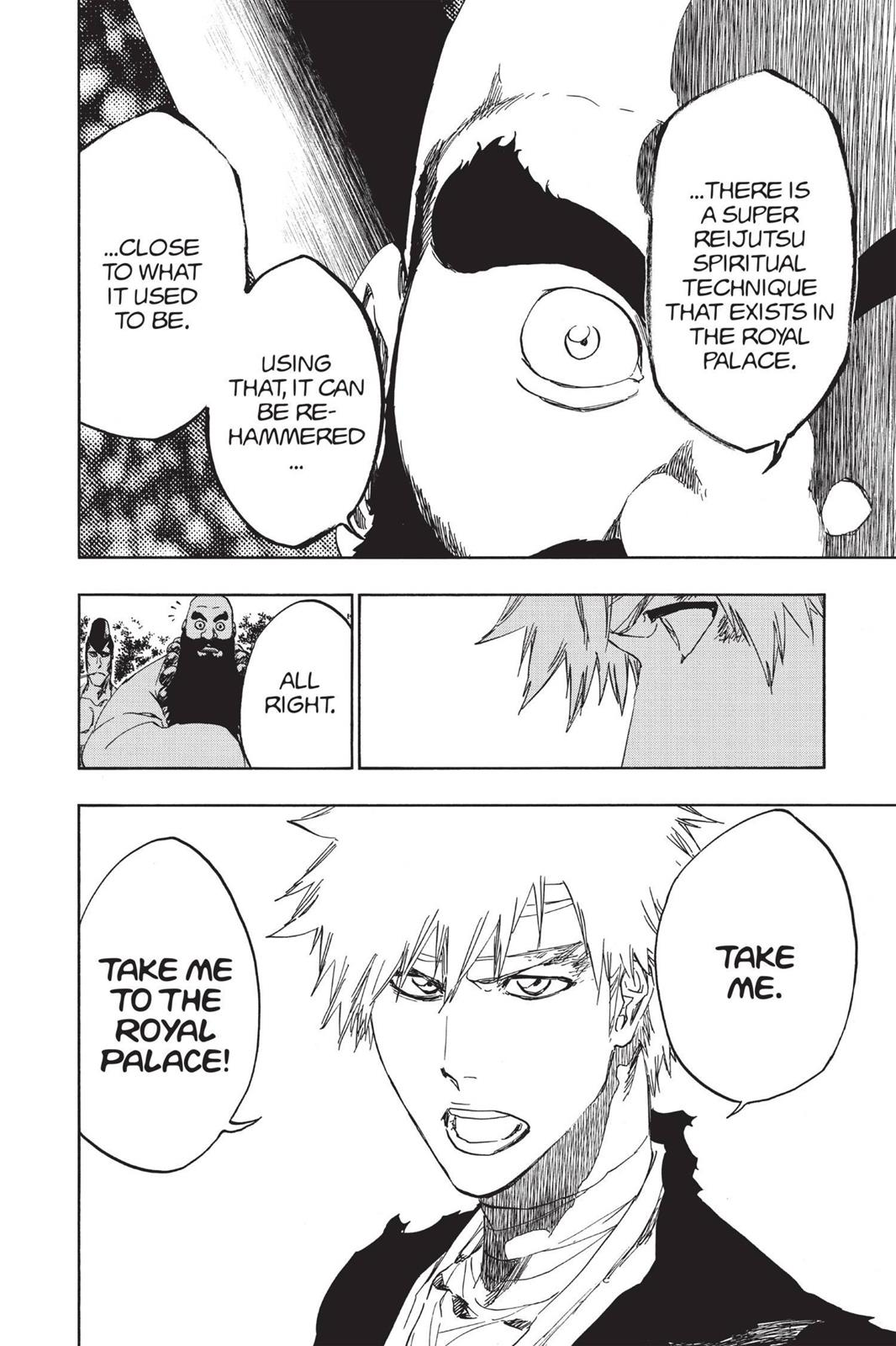 Bleach, Chapter 518 image 010