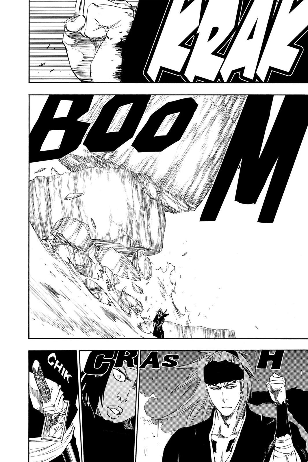Bleach, Chapter 465 image 018