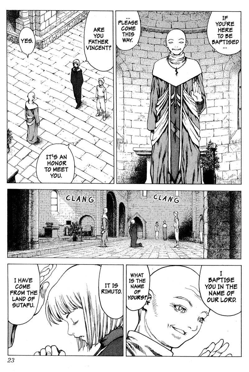 Claymore, Chapter 5 image 022