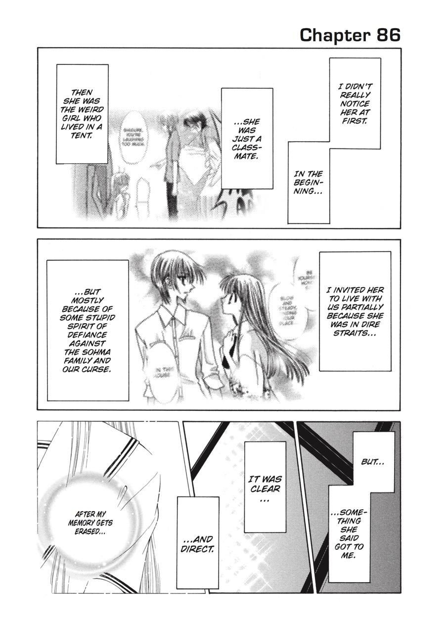 Fruits Basket, Chapter 86 image 001
