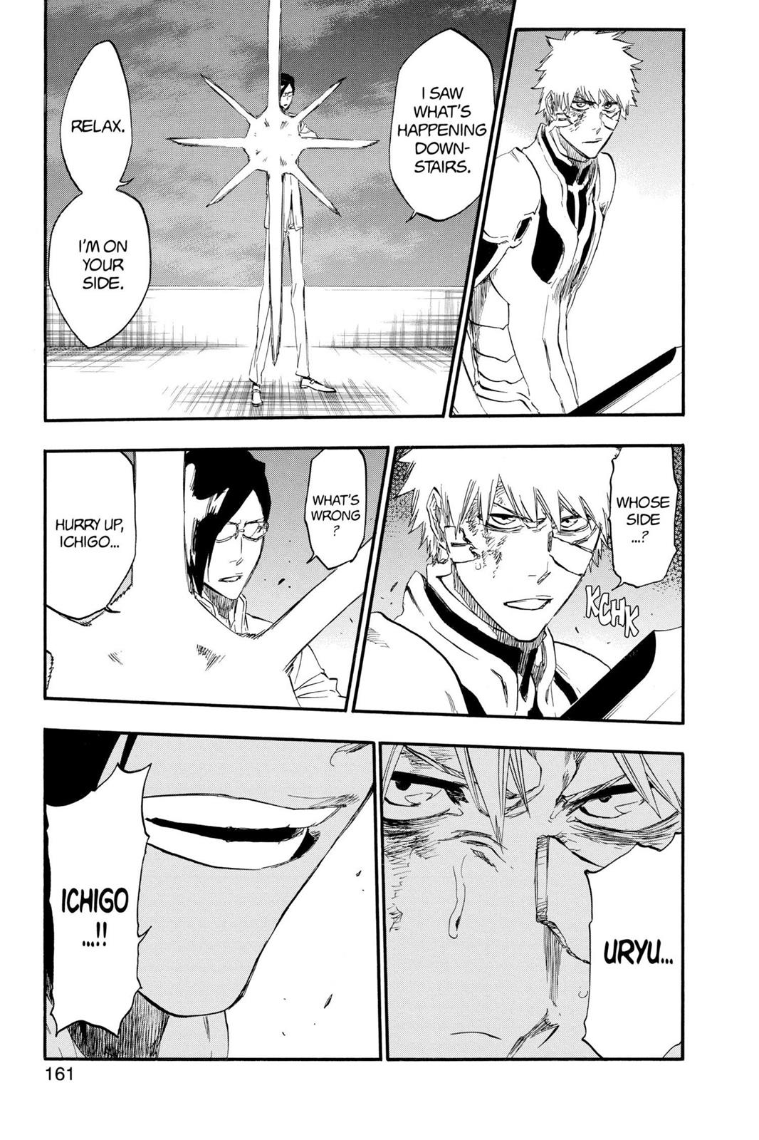 Bleach, Chapter 458 image 011