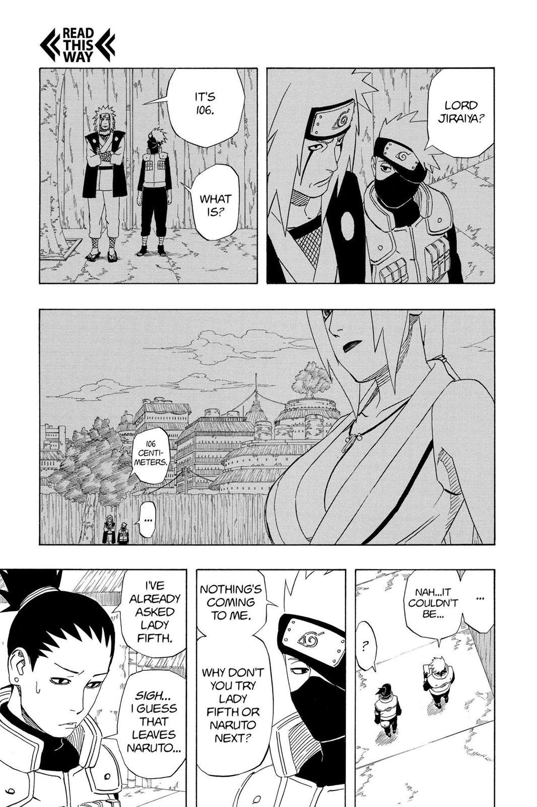 Naruto, Chapter 406 image 009