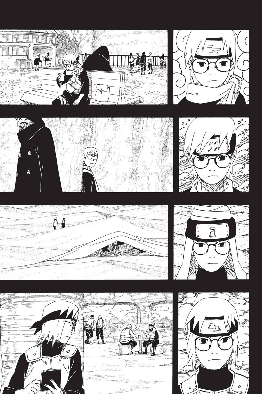 Naruto, Chapter 583 image 009