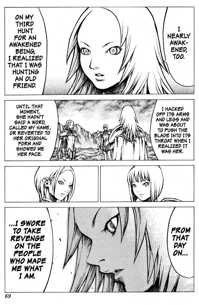 Claymore, Chapter 29 image 030