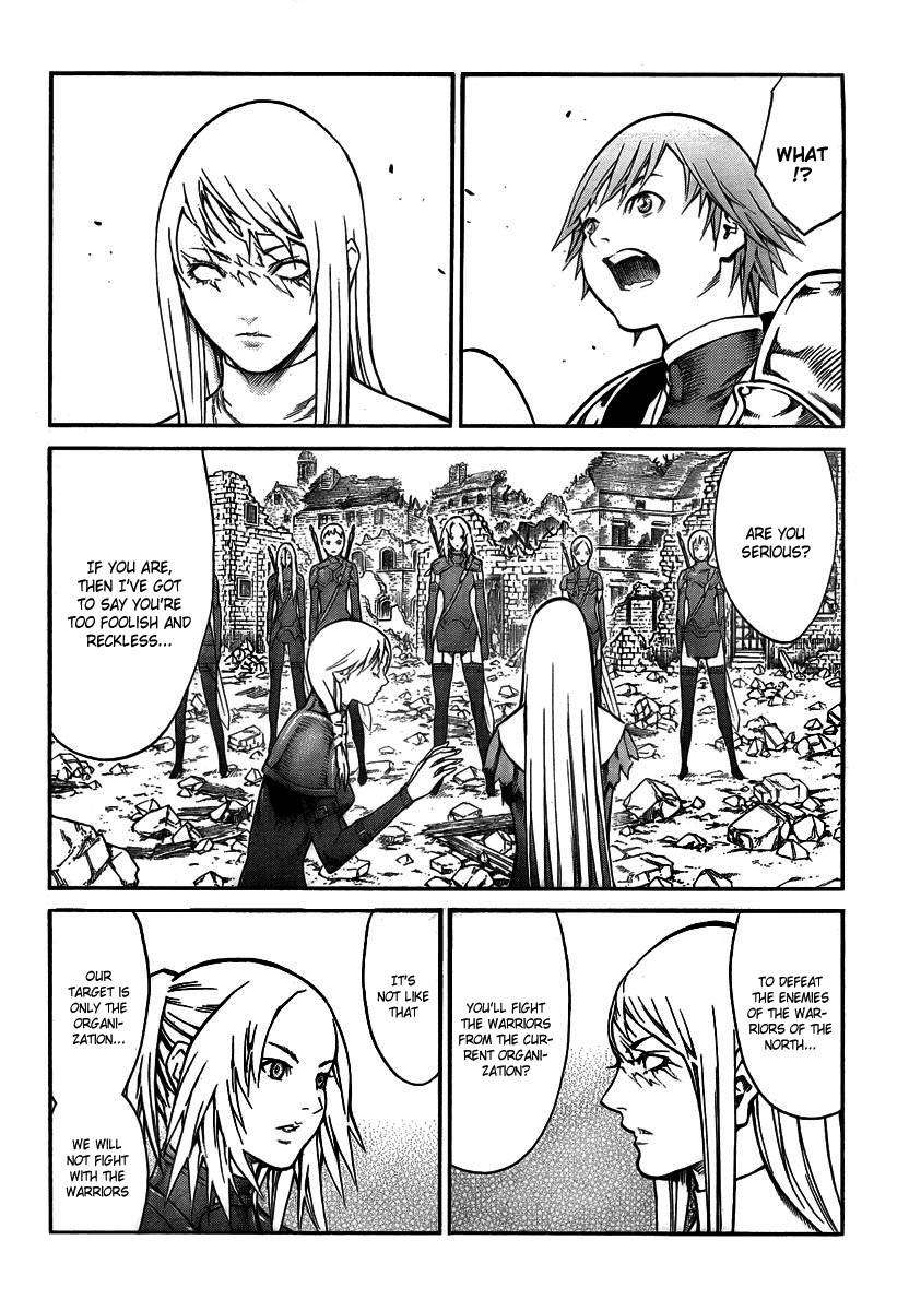 Claymore, Chapter 79 image 010