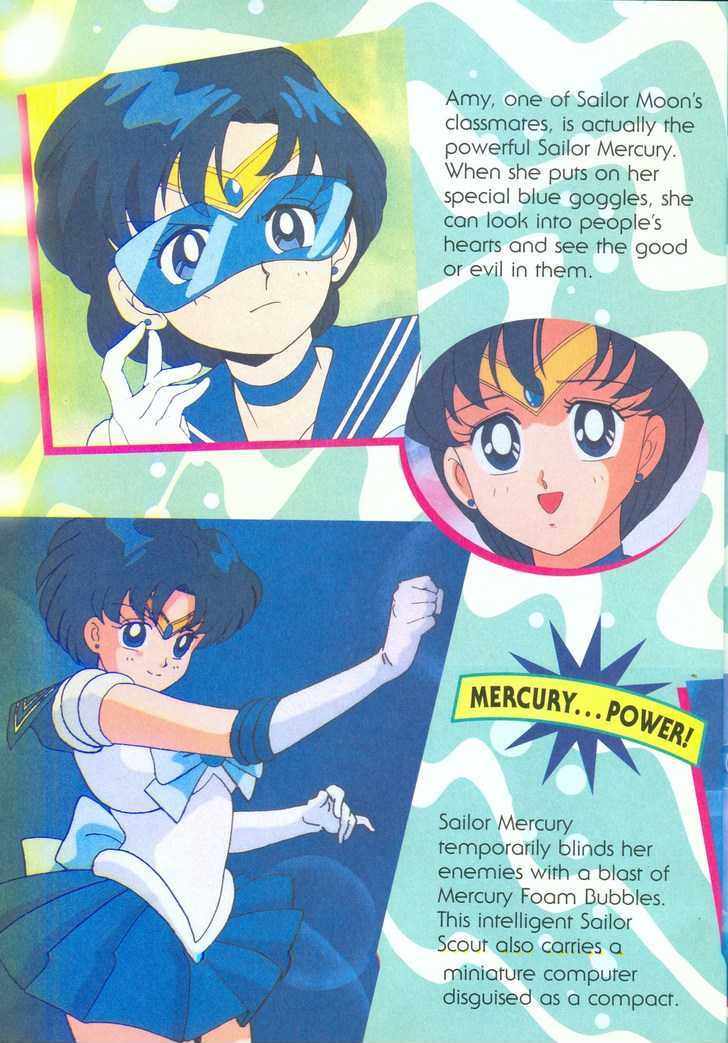 Sailor Moon, Cahpter 2 image 006
