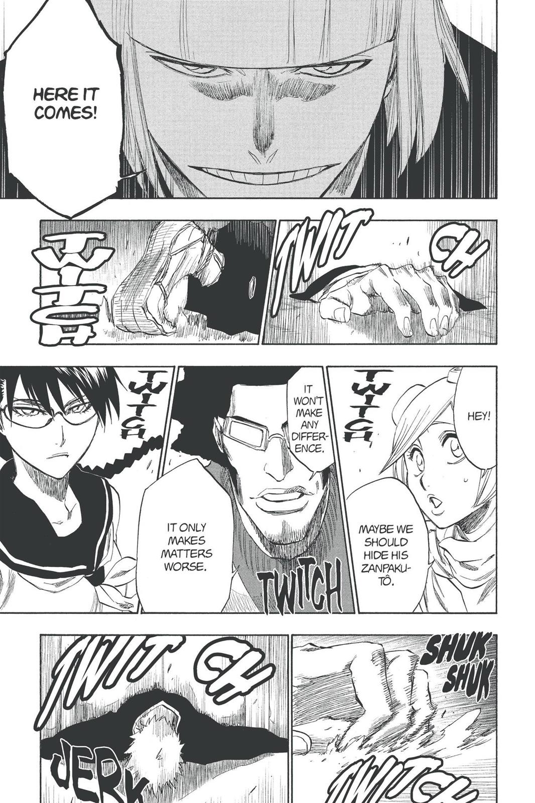 Bleach, Chapter 218 image 012