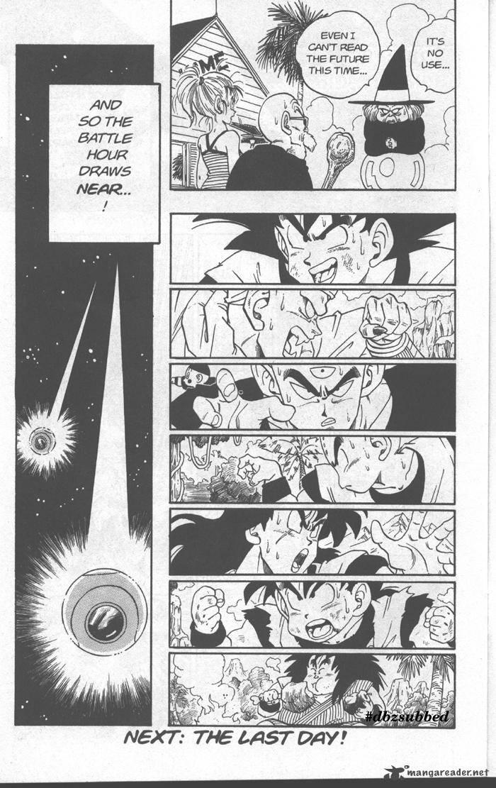 Dragon Ball, Chapter 211 image 015
