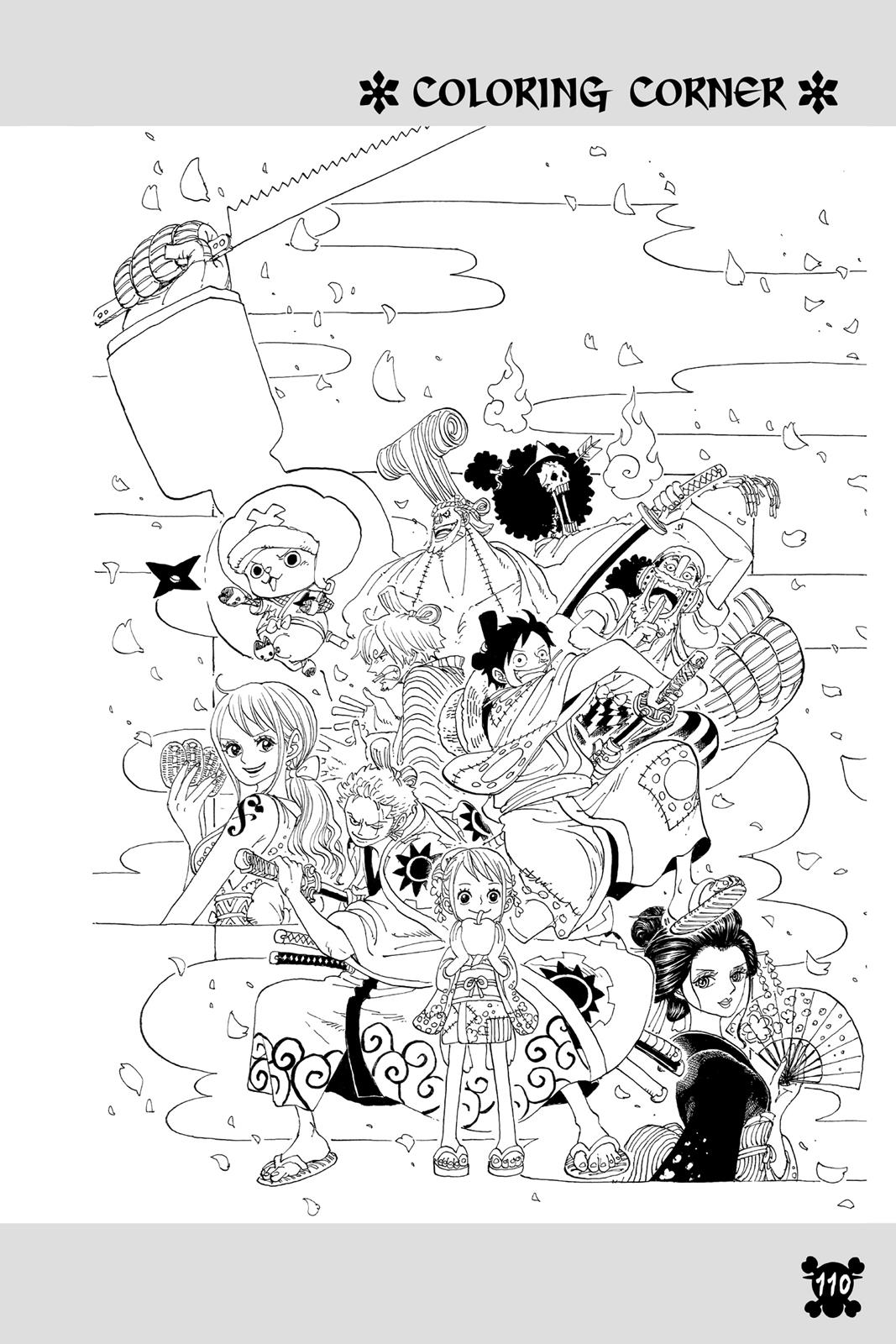 One Piece, Chapter 927 image 016