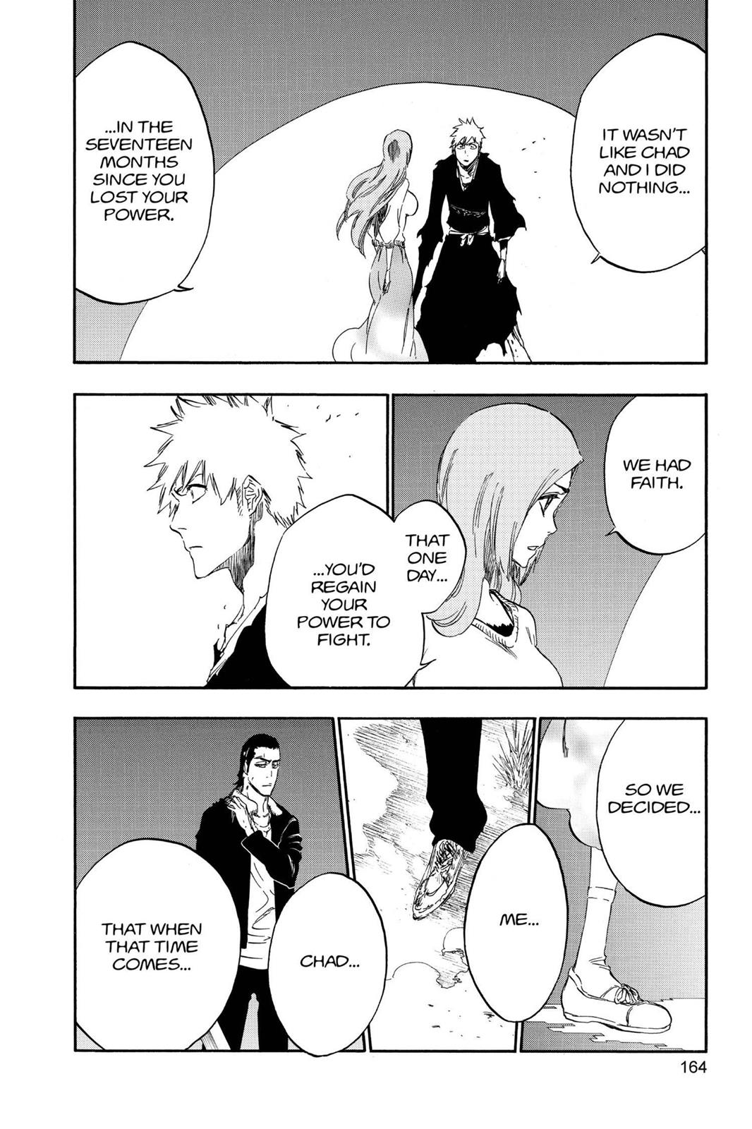 Bleach, Chapter 449 image 017