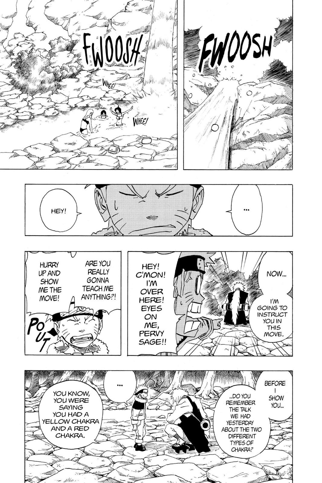 Naruto, Chapter 92 image 009