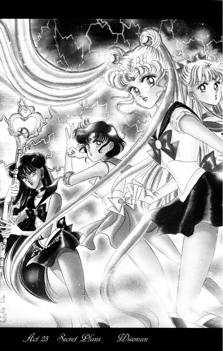 Sailor Moon, Cahpter 23 image 002