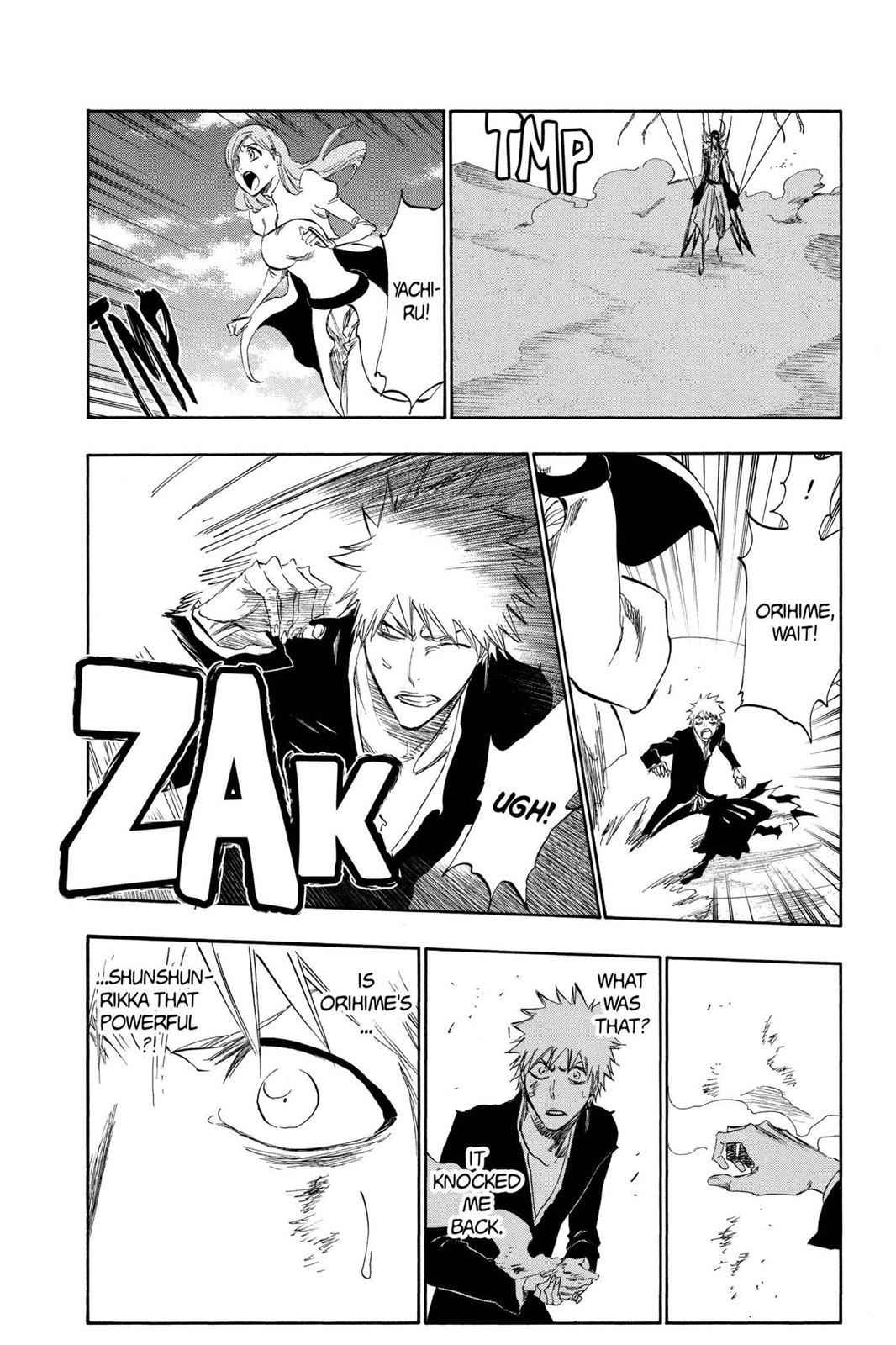 Bleach, Chapter 310 image 006