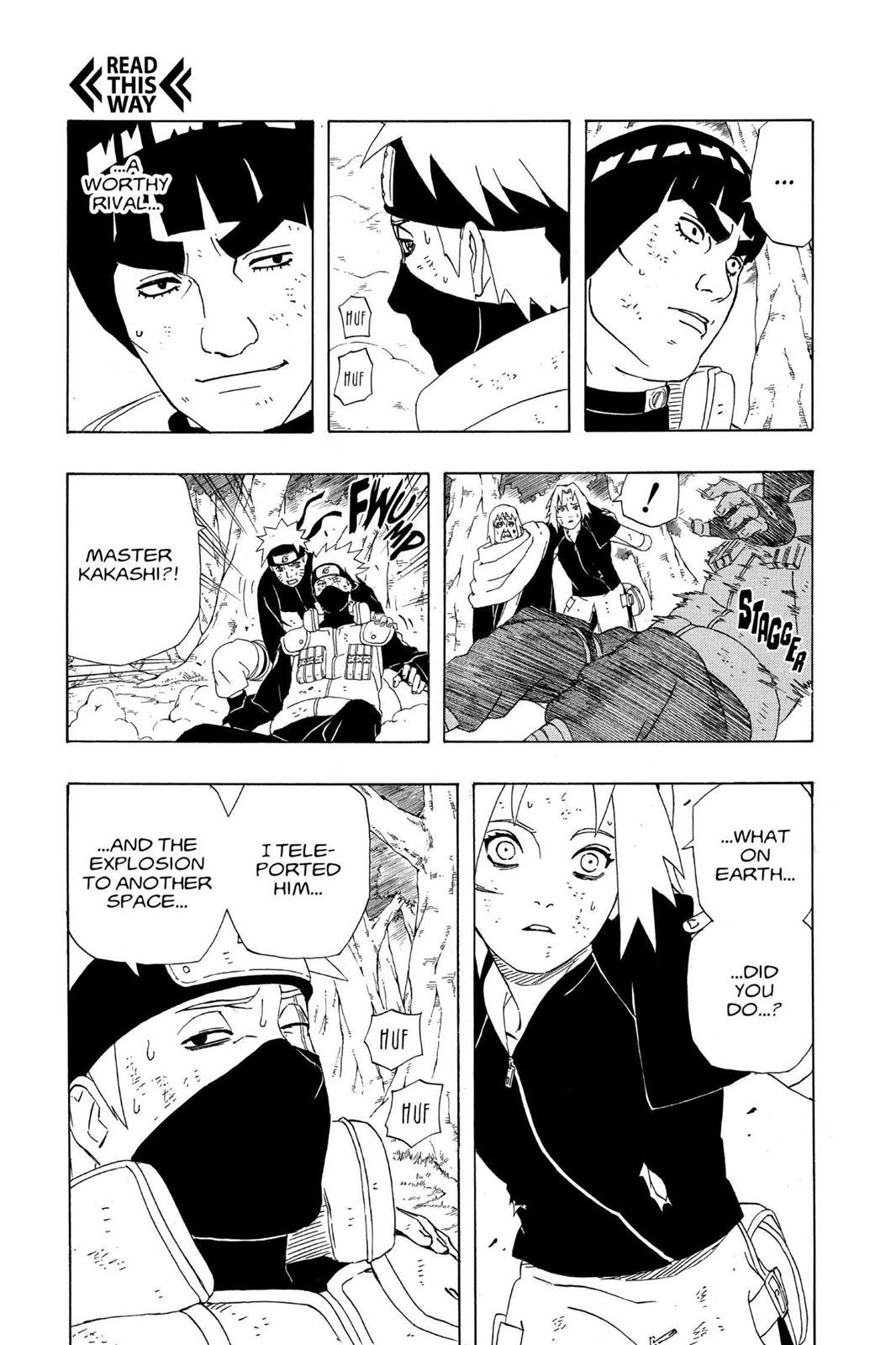 Naruto, Chapter 278 image 007