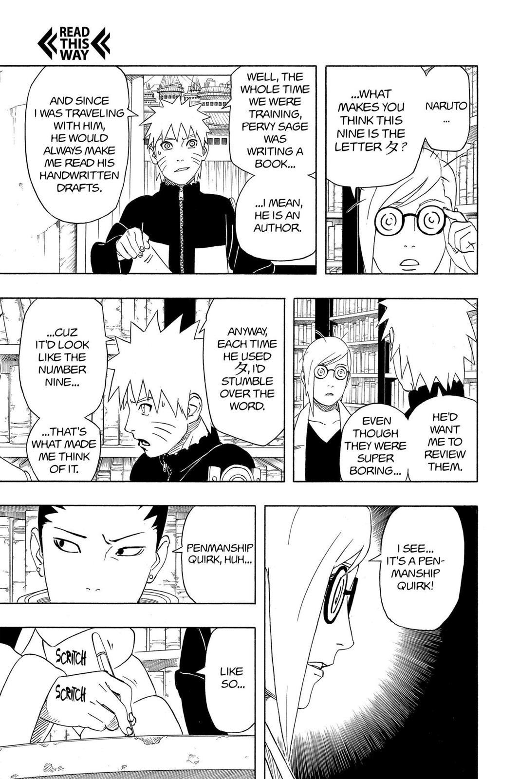 Naruto, Chapter 407 image 005