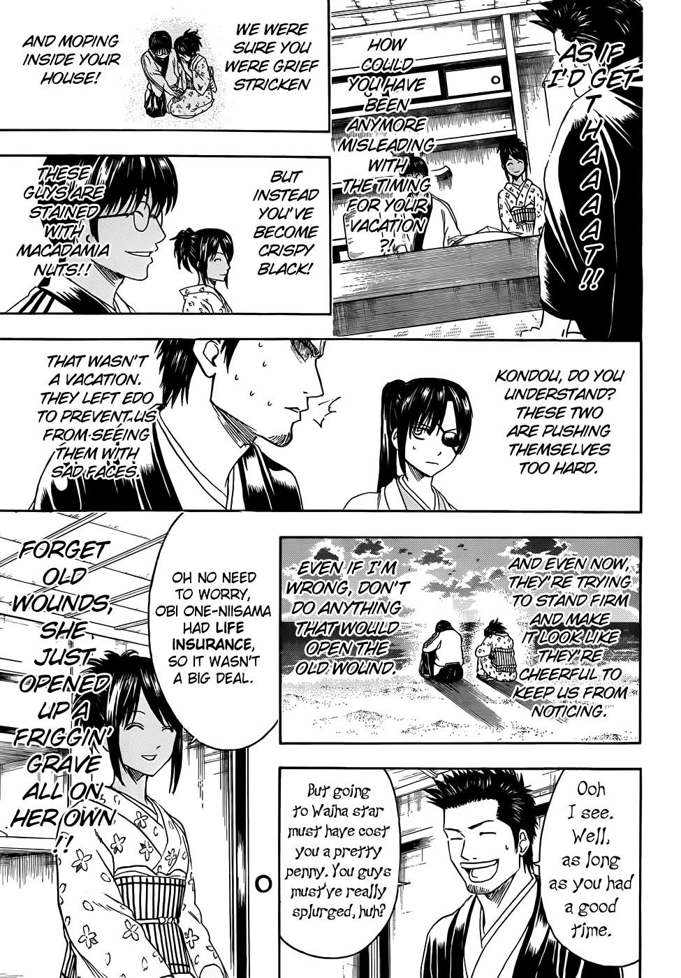Gintama Chapter, 410 image 007