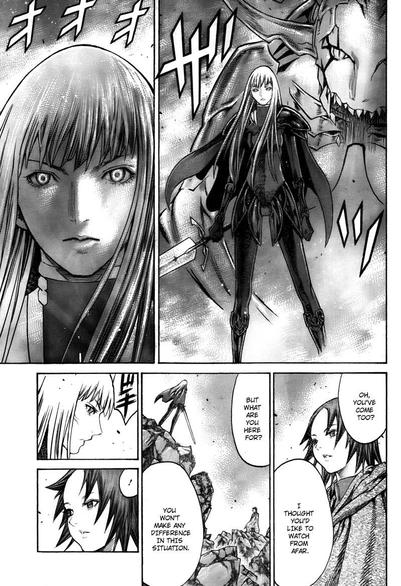 Claymore, Chapter 98 image 021