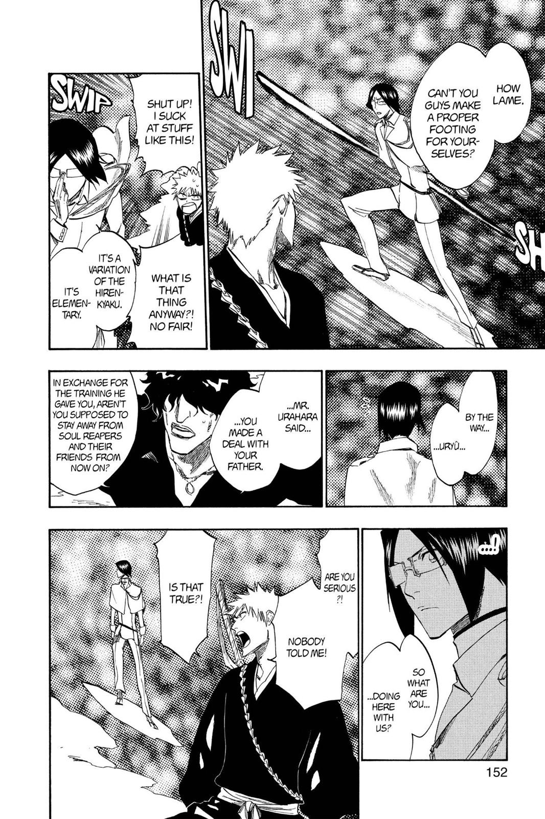 Bleach, Chapter 241 image 002