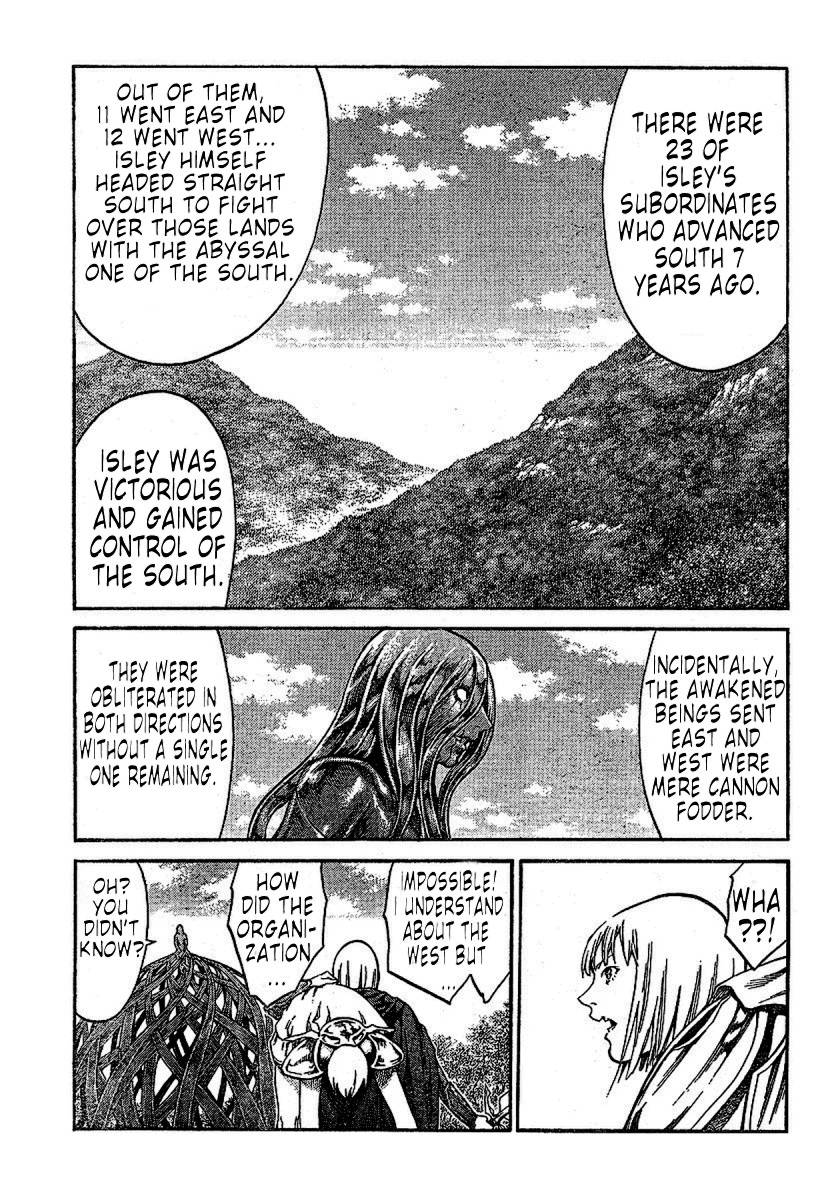 Claymore, Chapter 71 image 011