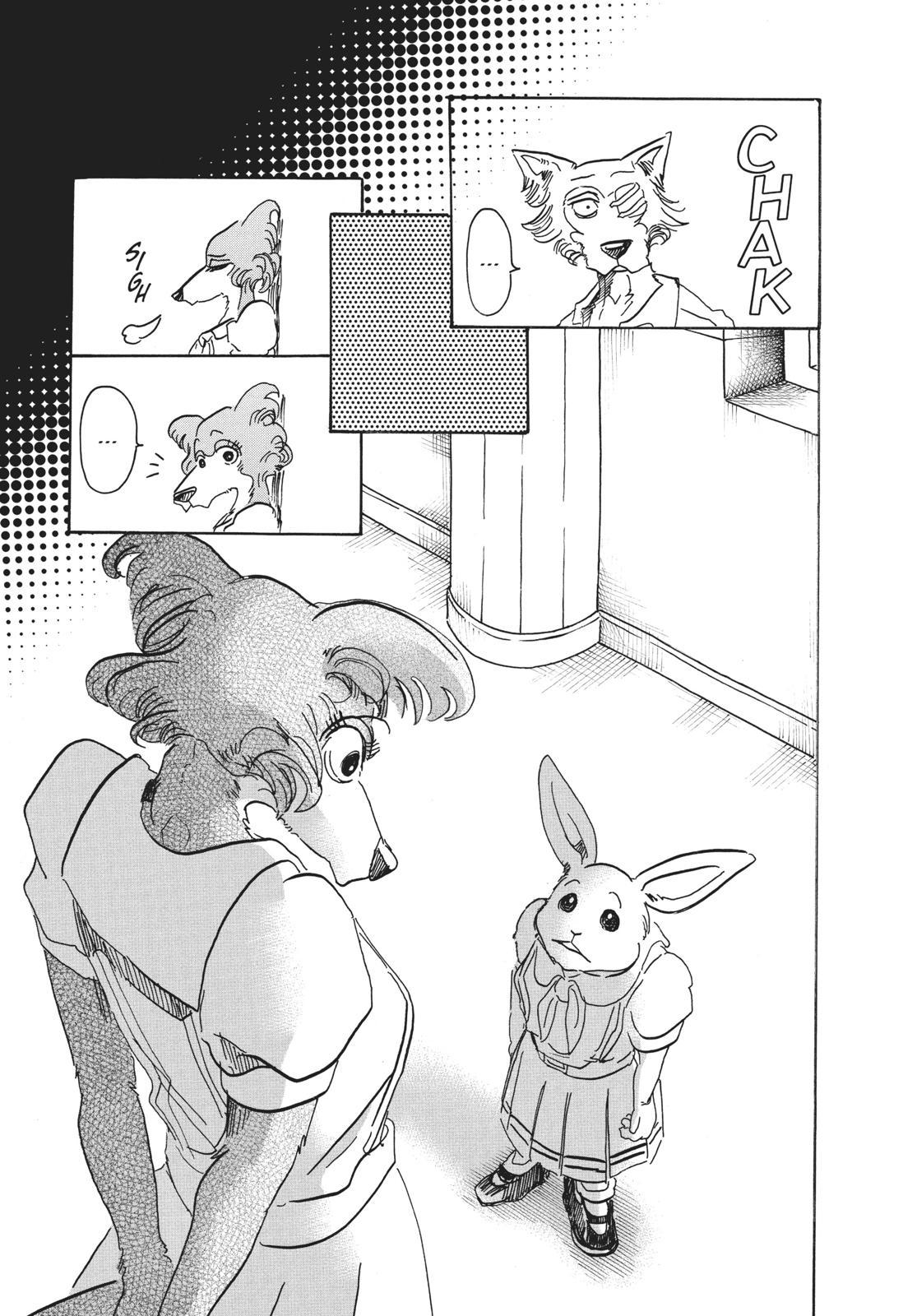 Beastars Manga, Chapter 45 image 011