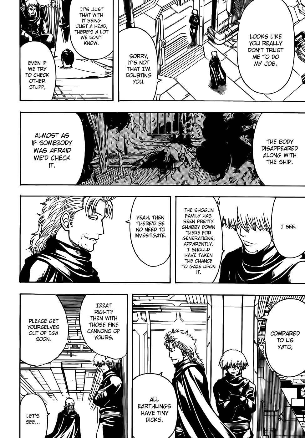 Gintama Chapter, 507 image 002