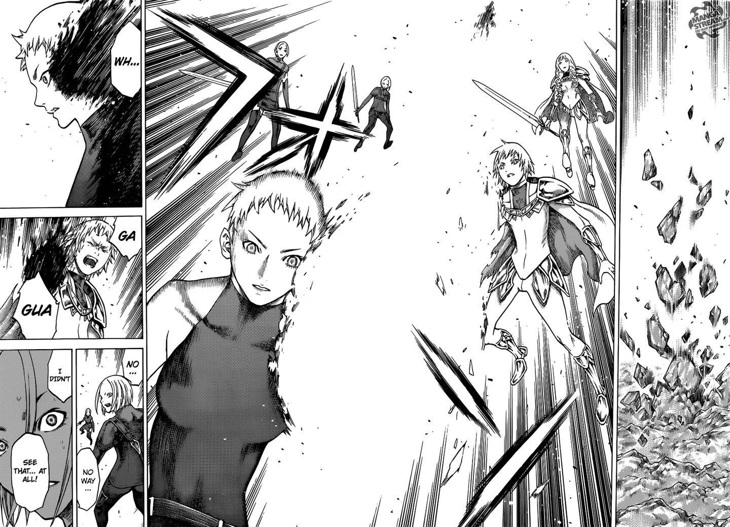 Claymore, Chapter 122 image 016