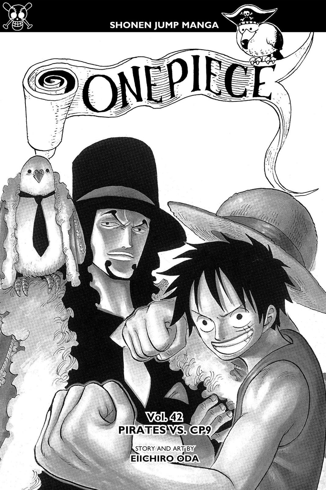 One Piece, Chapter 400 image 004