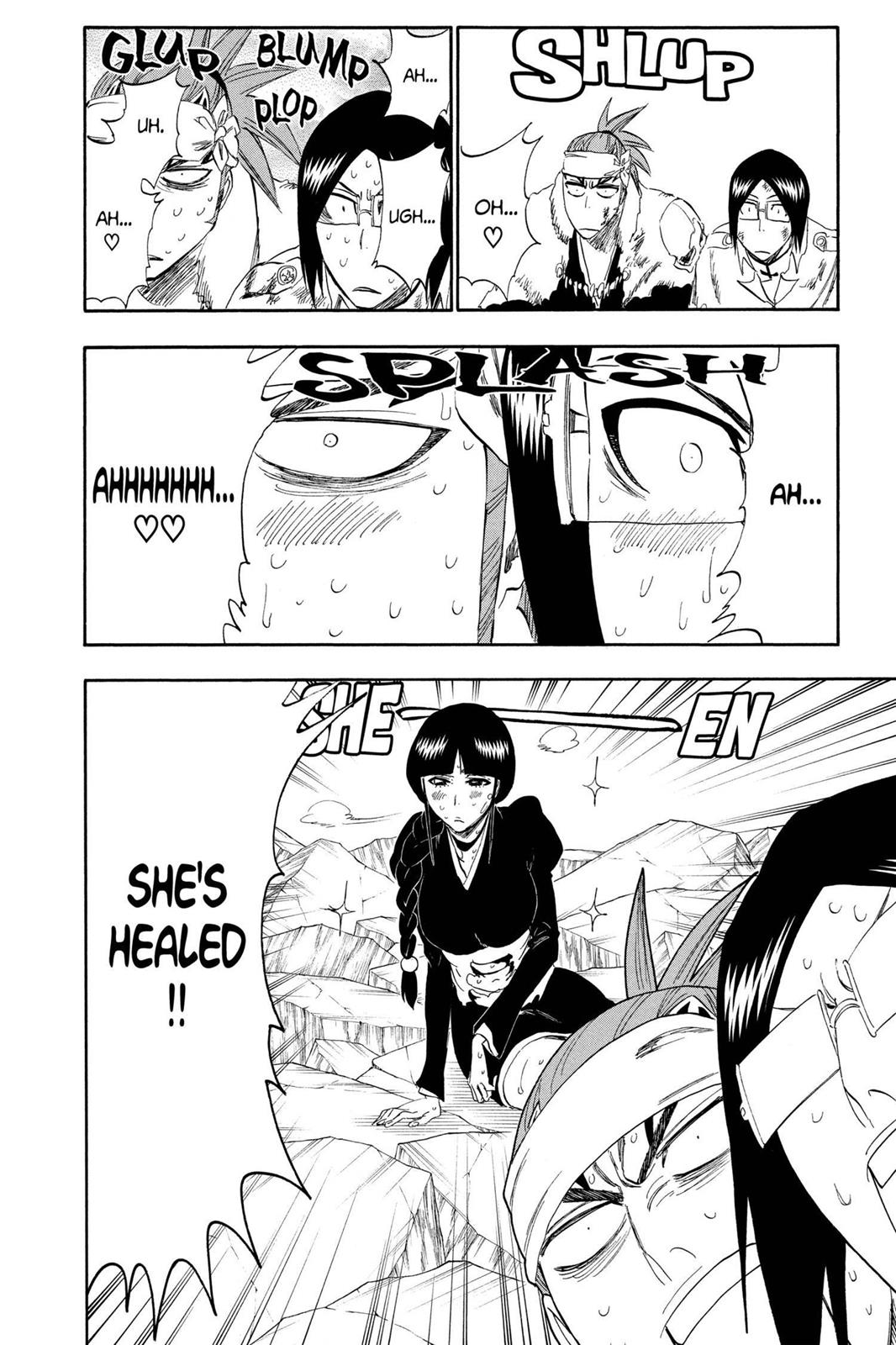Bleach, Chapter 306 image 016