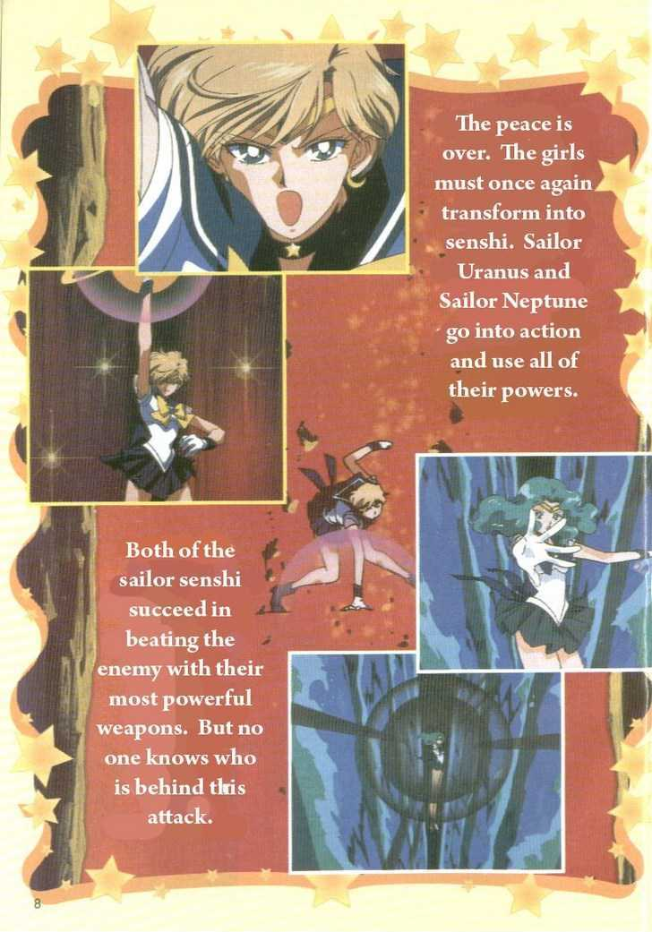 Sailor Moon, Cahpter 18 image 009