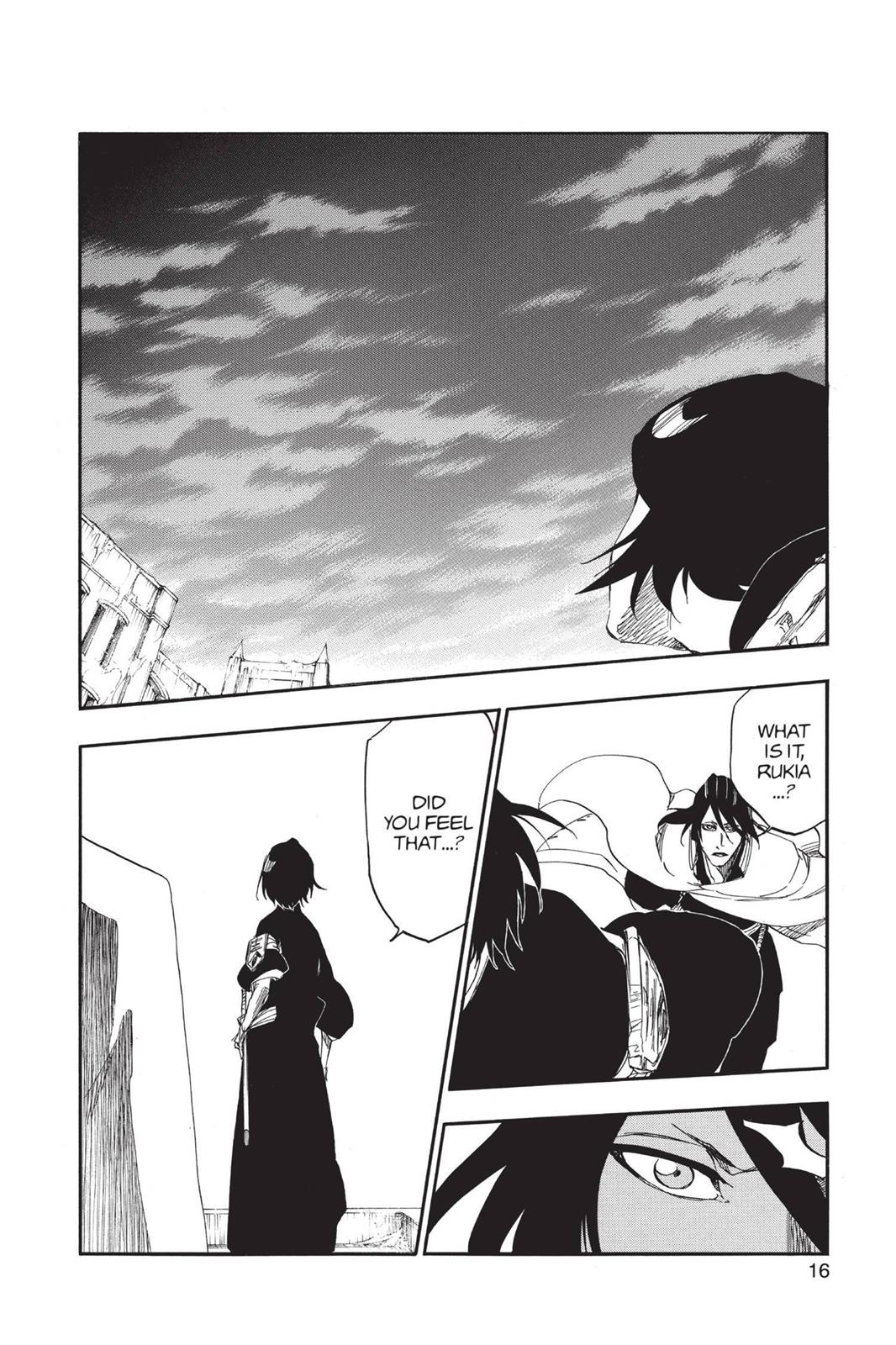Bleach, Chapter 581 image 016