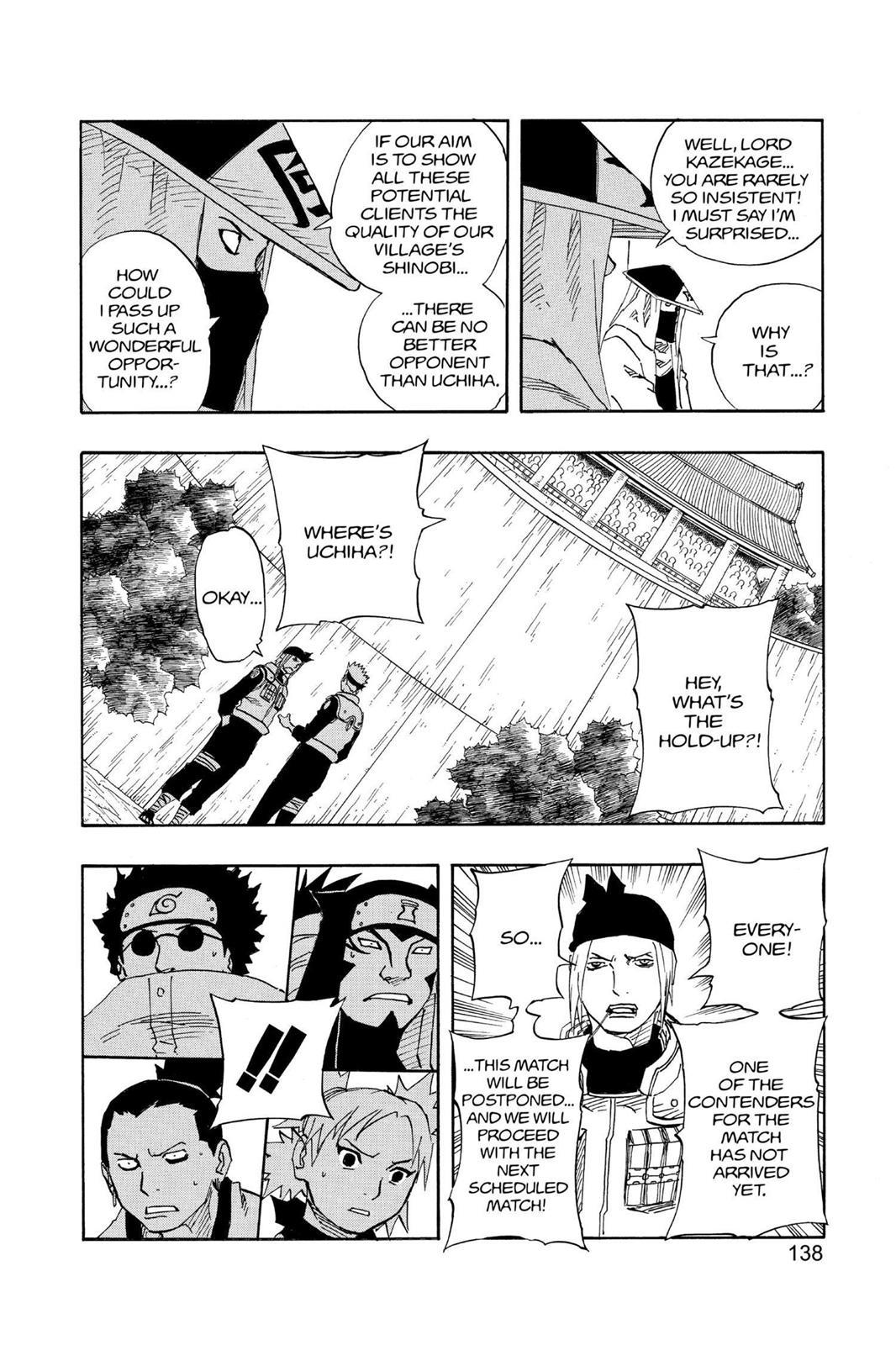 Naruto, Chapter 106 image 012