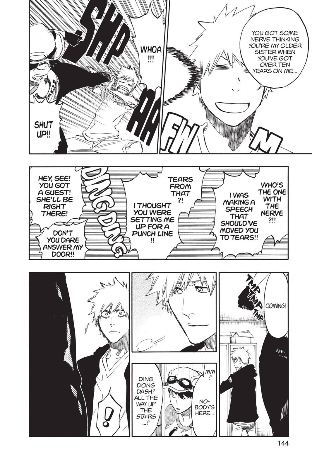 Bleach, Chapter 528 image 008