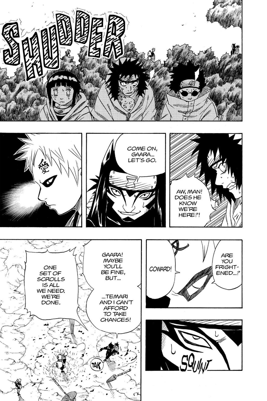Naruto, Chapter 59 image 012