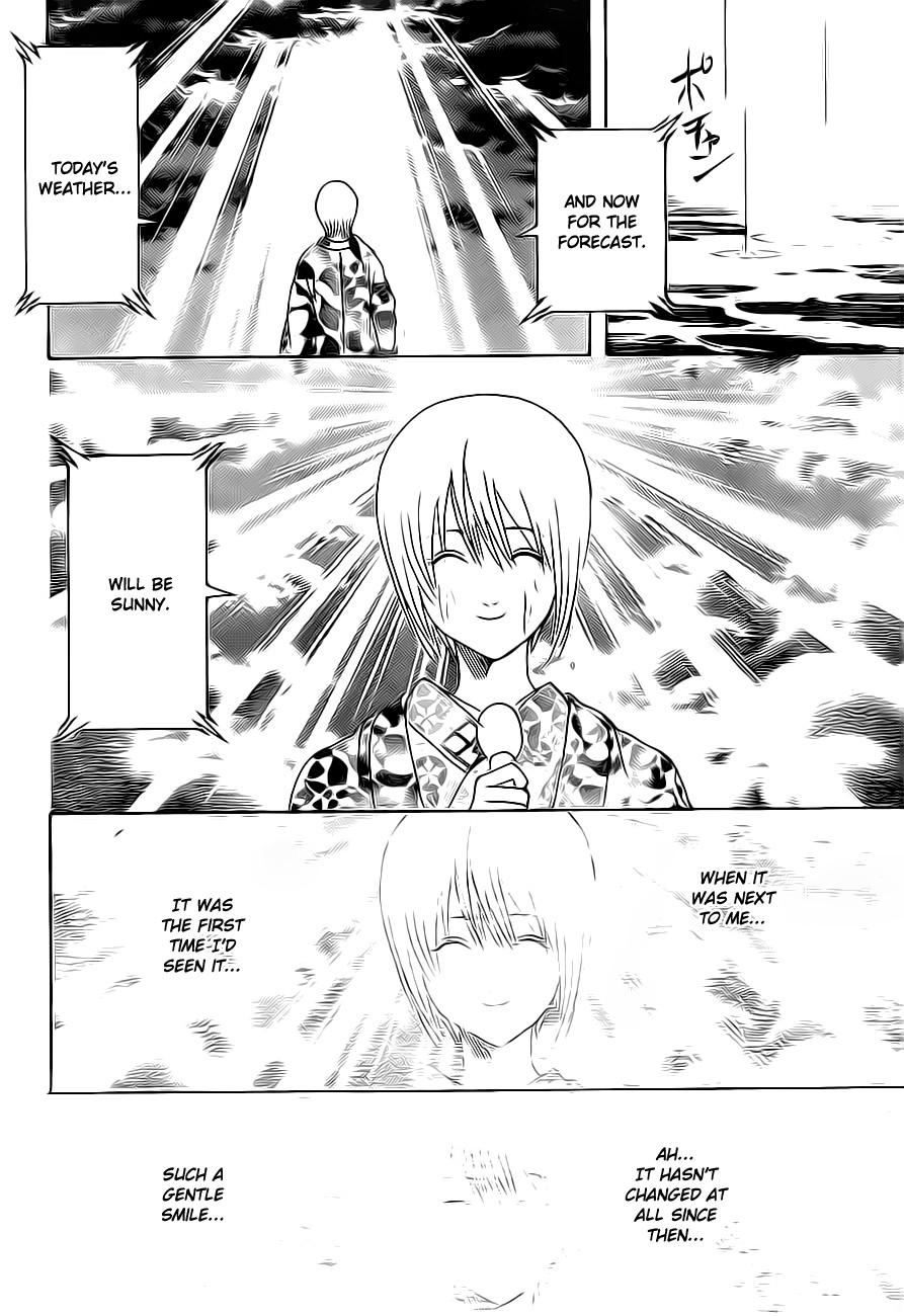 Gintama Chapter, 289 image 010