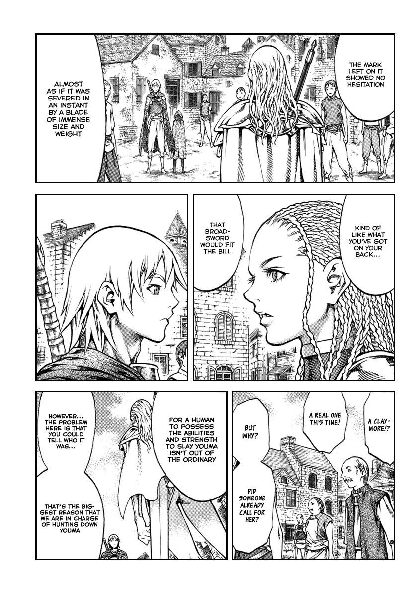Claymore, Chapter 81 image 009