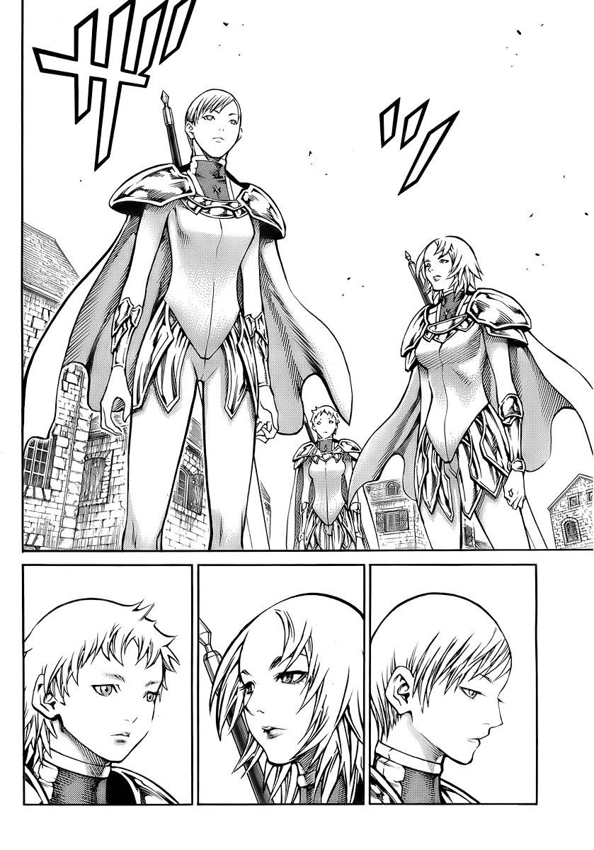 Claymore, Chapter 83 image 009
