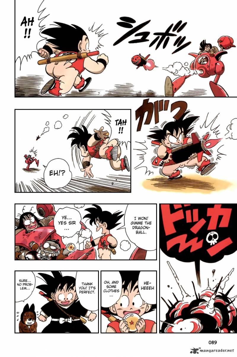Dragon Ball, Chapter 110 image 016