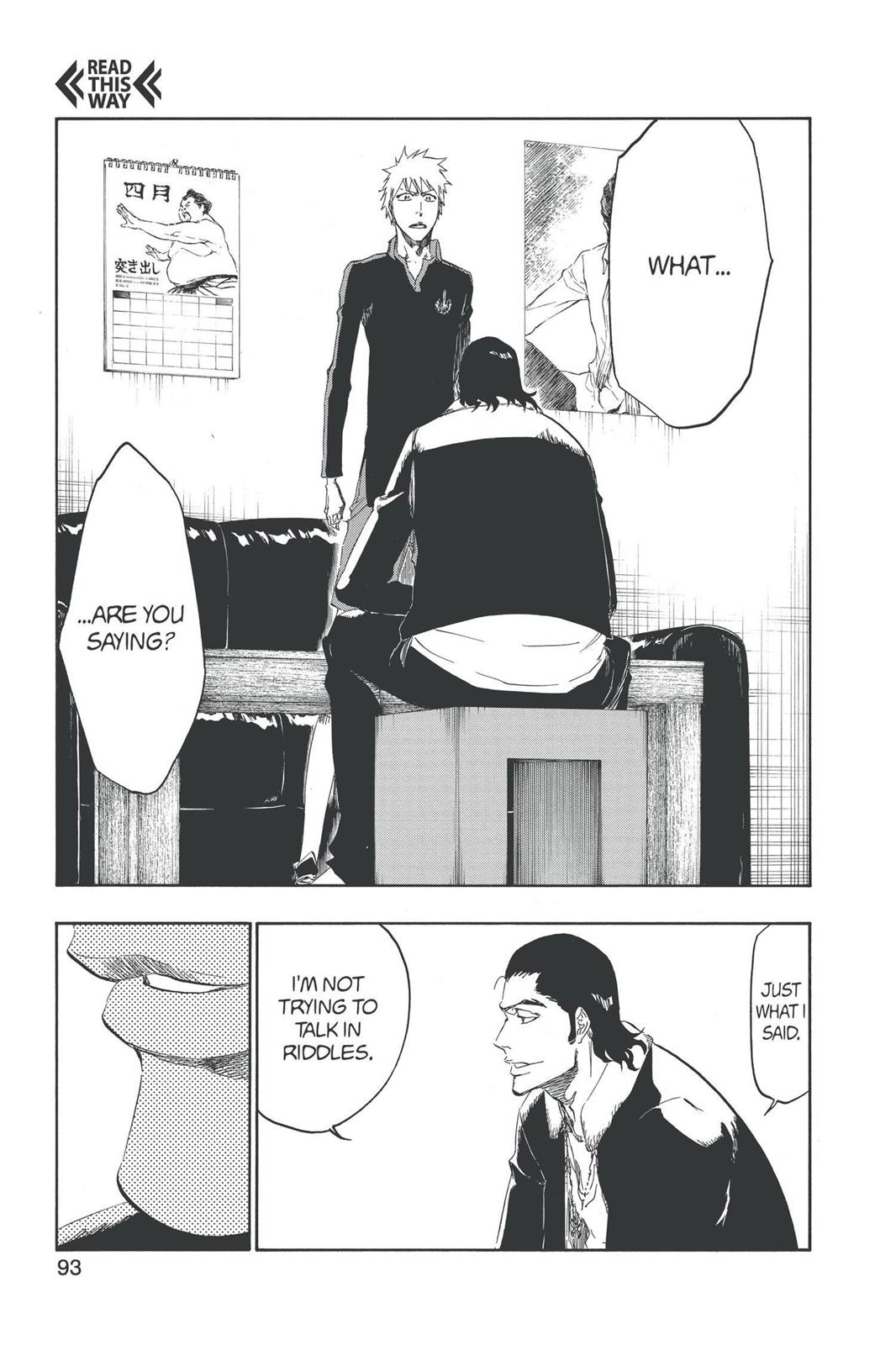 Bleach, Chapter 428 image 003