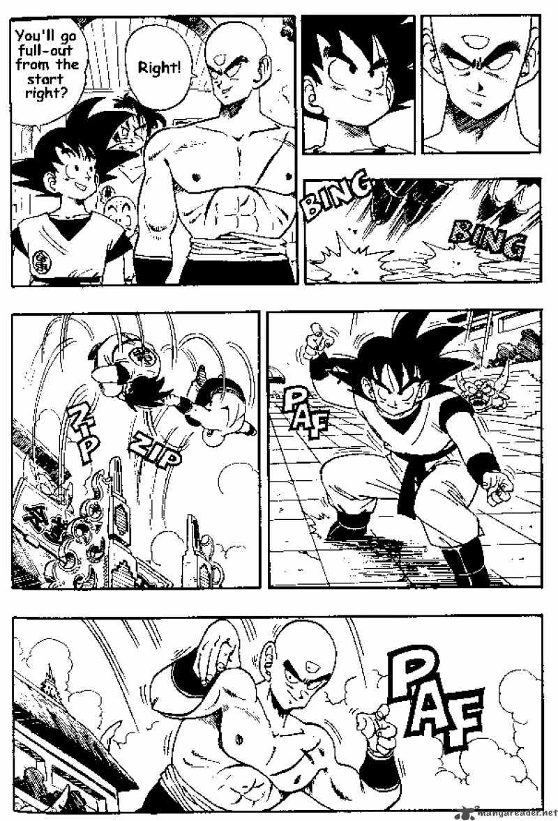 Dragon Ball, Chapter 176 image 002