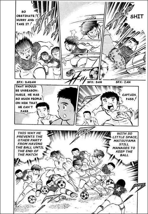 Captain Tsubasa, Chapter 15 image 020